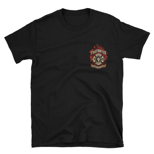 Firefighter t-shirt bring it on