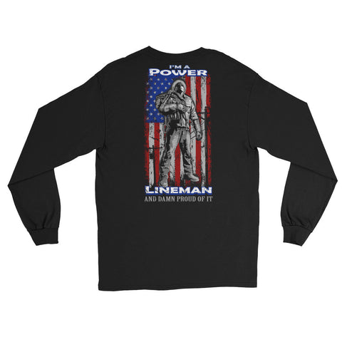 Lineman Long Sleeve Shirts