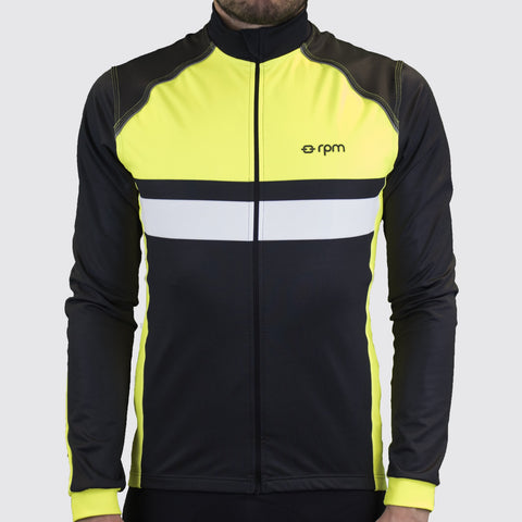 RPM CYCLING INVESTS IN SAFETY WITH THE HI-VIZ KLIMA JACKET