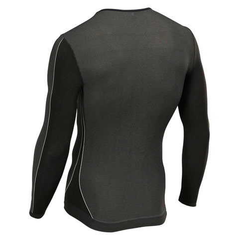 Black Long Sleeve Base Layer (UNISEX)
