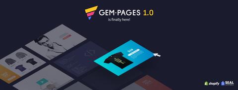 GemPages Shopify Drag & Drop Page Builder