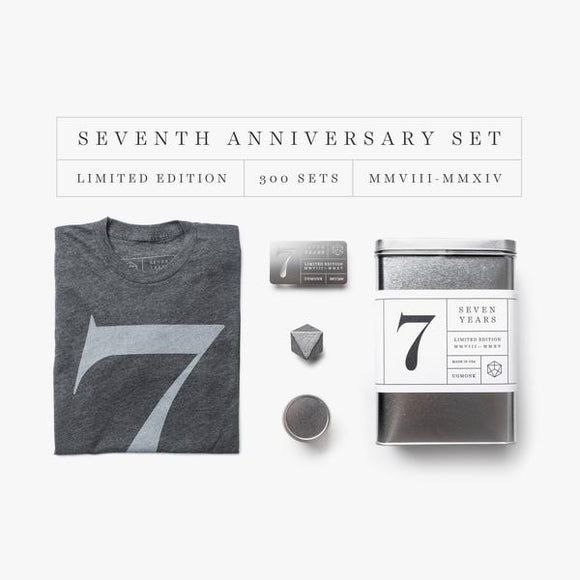 7th Anniversary Set