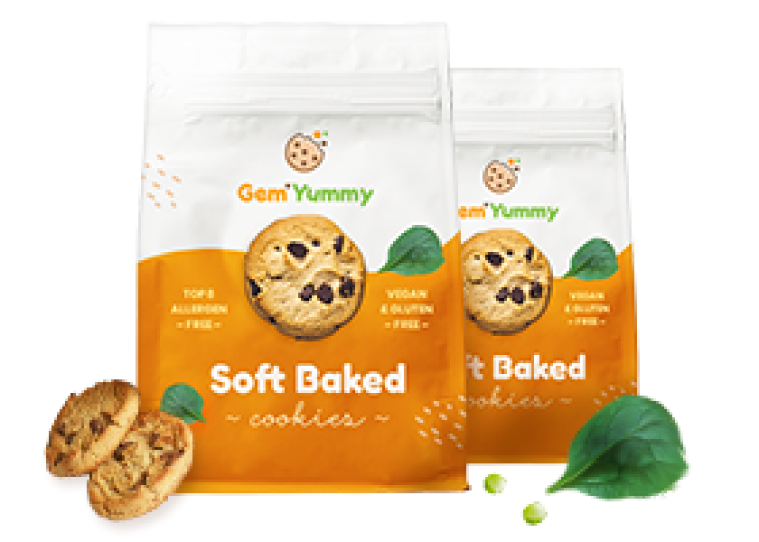 Gem'Yummy Soft Baked Cookies 2