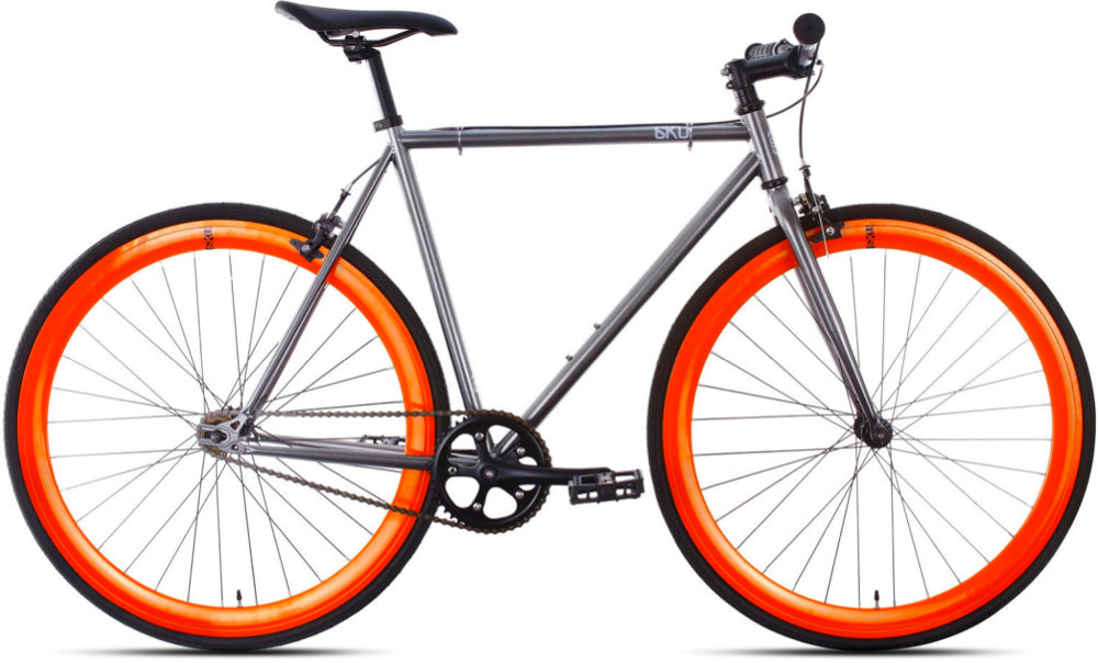 Barcelona Fixie Bike - Infinite Options