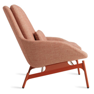 Filed Lounge Chair