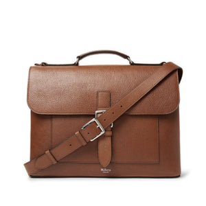 Grain Leather Briefcase