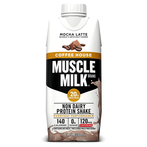 Muscle Milk Coffee Protein Shake