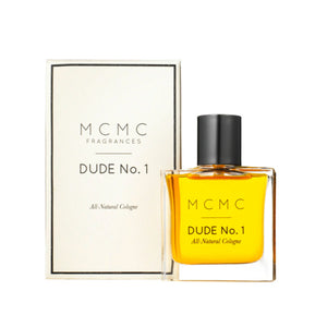 Dude No. 1 - All Natural Cologne