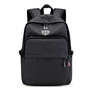 Lightweight Canvas Backpack