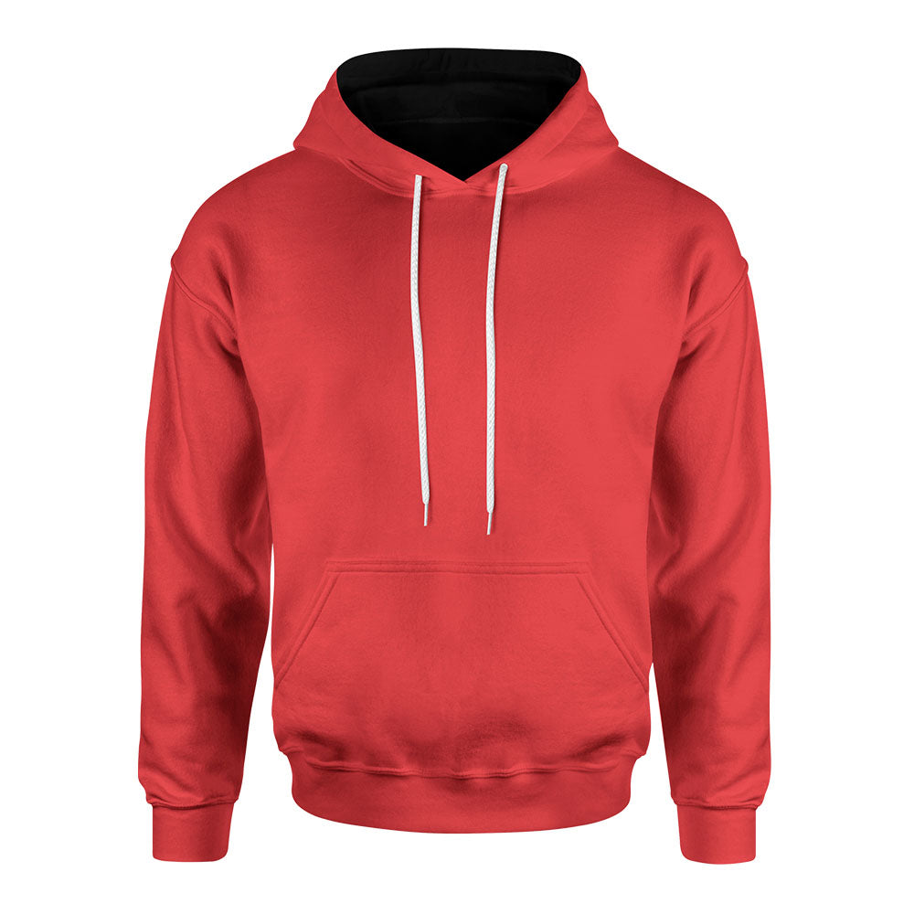 Faded Hoodie (Red)