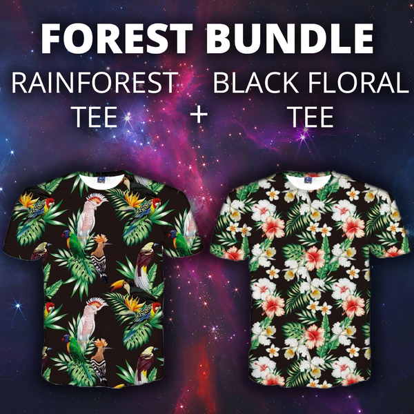 Forest Tee Bundle