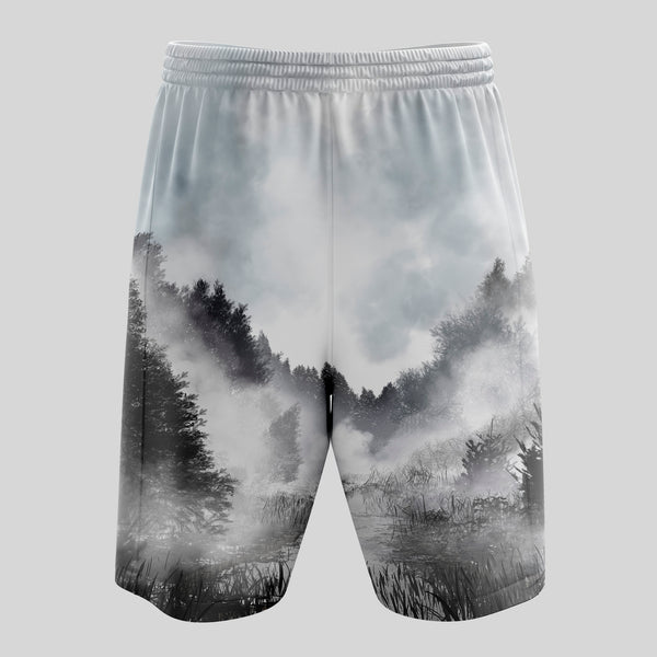 Misty Forest Shorts