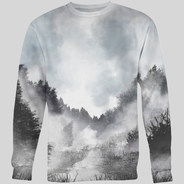 Misty Forest Sweatshirt