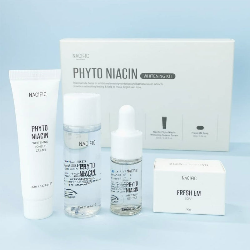NACIFIC Phyto Niacin Whitening Kit