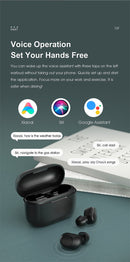 Haylou GT5 TWS True Wireless Earbuds Dual Host Touch Control Bluetooth V5.0