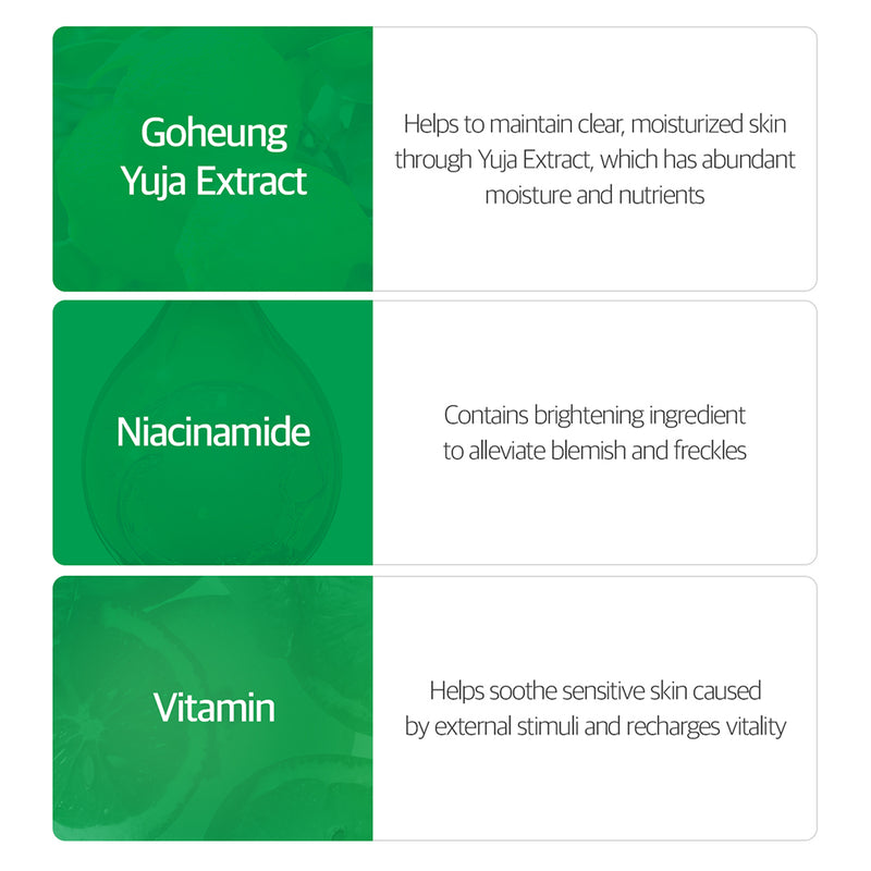 SOME BY MI Yuja Niacin 30 Days Brightening Solution 4-Step Kit