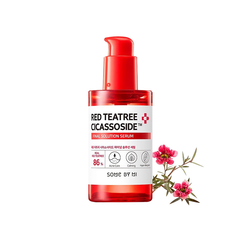 SOME BY MI Red Teatree Cicassoside Final Solution Serum