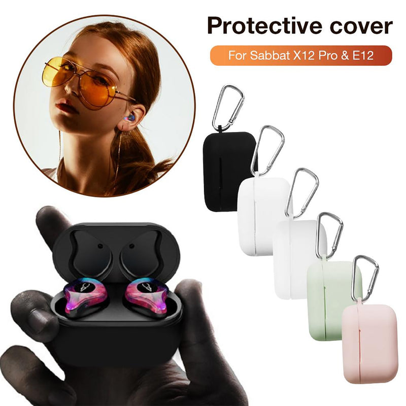 Silicone Case for Sabbat X12 and E12 Protective Cover with Hook
