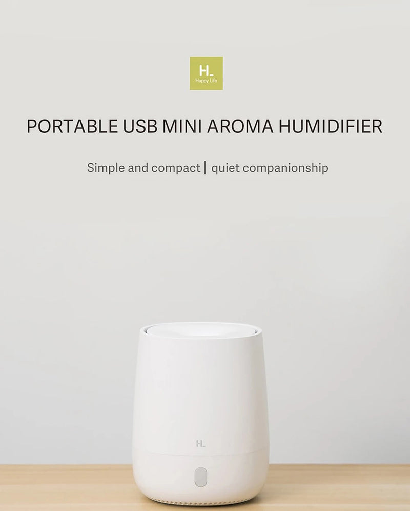 Xiaomi Humidifier Happy Life Portable