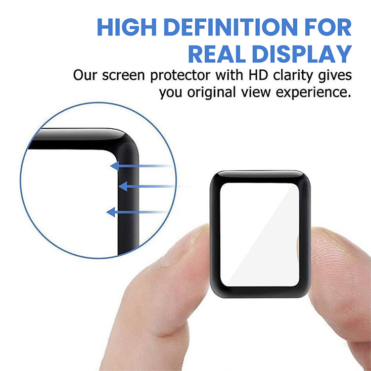 Haylou LS02 PMMA Screen Protector Tempered Film Soft Protector Guard Cover (1pc)