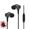 Xiaomi Piston Fresh In-Ear Earphones with Free Pouch Black