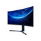 Xiaomi Monitor Curved Gaming 34 Inch Big Fish Screen