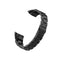 Mijobs Metal Strap for Honor Band 5 and 4 Black
