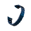 Mijobs Metal Strap for Honor Band 5 and 4 NFC Blue