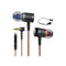 Plextone DX2 In Ear Wired Gaming Earphones with Microphone