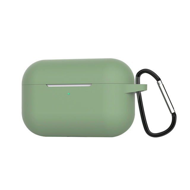 Silicone Case for Airpods Olive Green