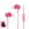 Xiaomi Piston Fresh In-Ear Earphones with Free Pouch Pink