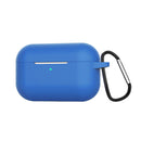 Silicone Case for Airpods Pro with Hook Skyblue