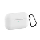 Silicone Case for Airpods Pro White