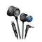 Plextone G15 Earphone with Microphone Version 3 Blue