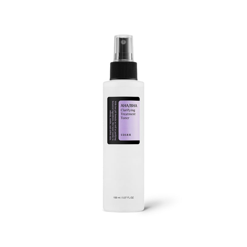COSRX Toner AHA BHA Clarifying Treatment
