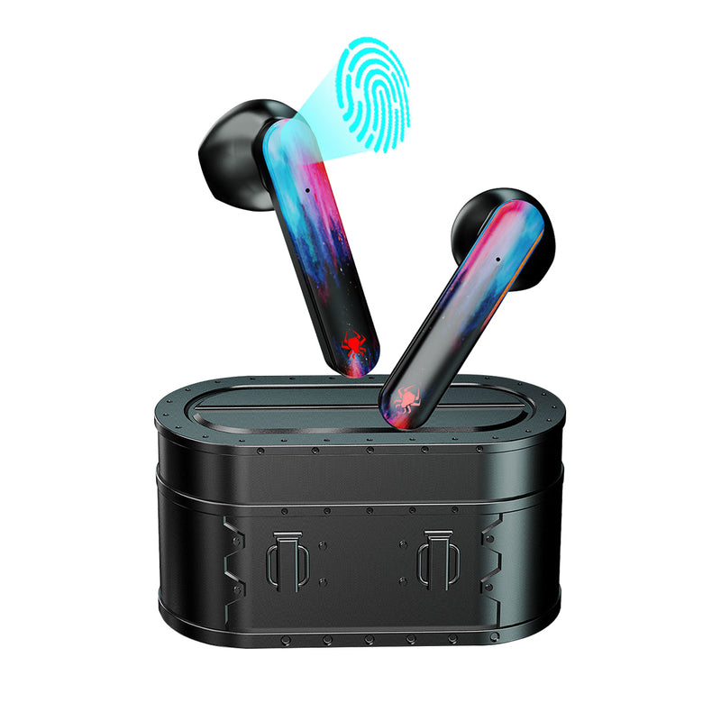 Plextone 4Game True Wireless Gaming Low Latency Earbuds Dual Mode Switching Bluetooth Connectivity Version 5.1 with Gaming Speakers
