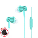 Xiaomi Piston Fresh In-Ear Earphones with Free Pouch Blue