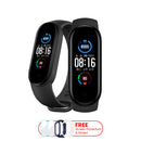 Xiaomi Mi Band 5 Fitness Tracker Bluetooth V5.0 with Freebies