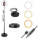 Ring light Portable With 3 Modes Base