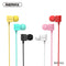 Remax Earphone RM-502 Crazy Robot with HD Microphone Colors