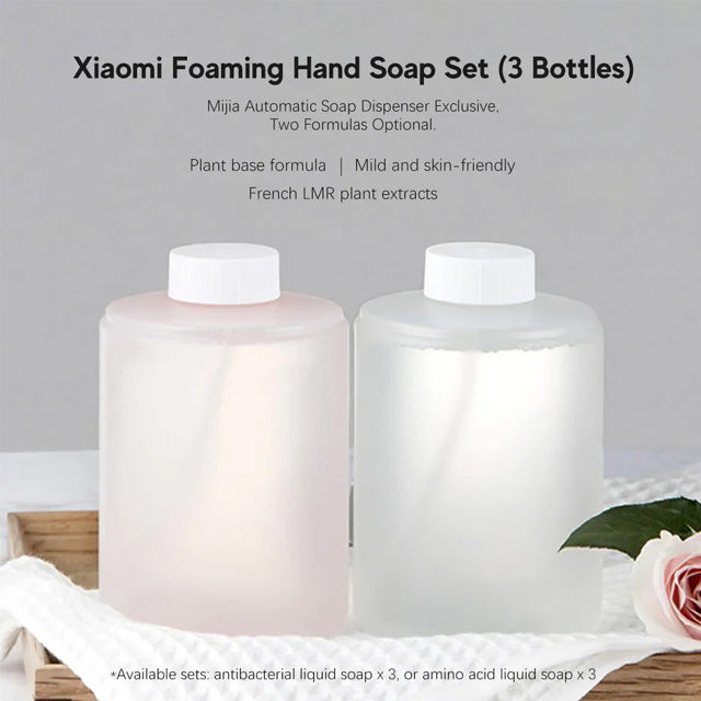 Automatic Soap Dispenser Xiaomi Mijia Soap Set