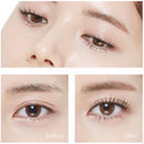MISSHA The Style 4D Mascara Before and After