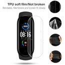 Screen Protector Film for Xiaomi Mi Band 5 and Mi Band 6 (2pcs)