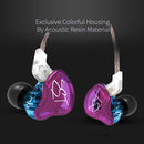 KZ ZST PRO Earphone Exclusive Colorful Housing