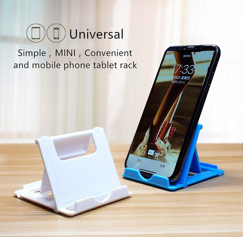Phone Holder Stand Mini Adjustable and Universal