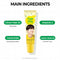SOME BY MI Yuja Vita Moisturizing Lip Balm Main Ingredients