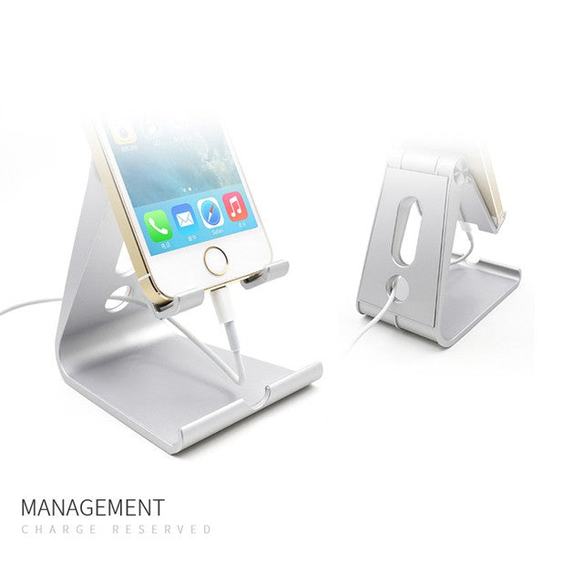 Mobile Phone Holder Portable Desk Stand for Phone Tablet iPad