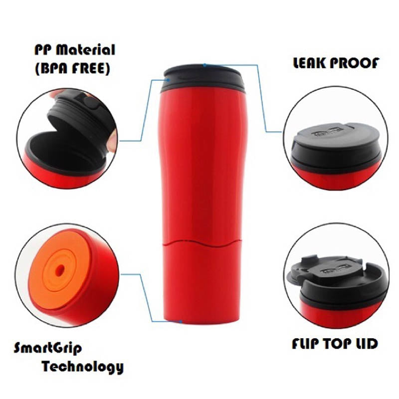 Mighty Mug Unspillable Tumbler with Smartgrip Tech