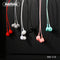 Remax RM-510 Wired Earphone with Microphone Colors