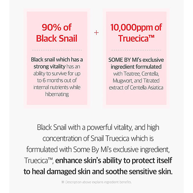 SOME BY MI Snail Truecica Miracle Repair Toner Enhance Skin